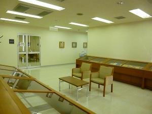 展示スペースの様子の画像