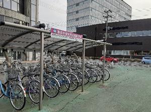 観光自転車の貸出画像